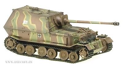 PanzerJager Ferdinand 654th, Frente del Este, 1943, 1:72, Easy Model