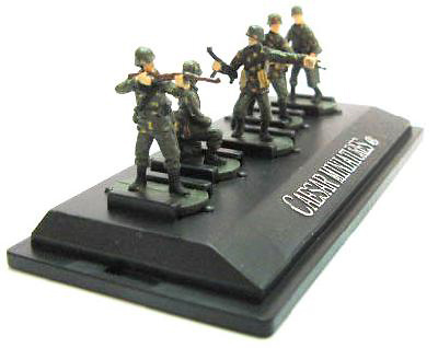 Panzergrenadiers, German Army, Set 2, 1:72, Caesar Miniatures