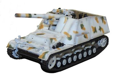 """Panzerhaubhitze """"Hummel"""" (Sd.Kfz 165), 1945, 1:72, Panzerkampf"""