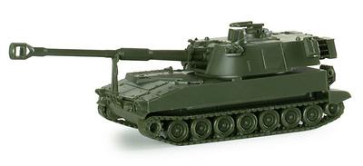 Panzerhaubitze, PzH M109A3G, 1:87, Minitanks
