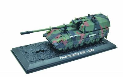 Panzerhaubitze 2000, 2002, 1:72, Amercom