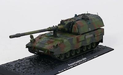 Panzerhaubitze 2000, Beob.Pz.Art.Btl.345, Kusel (Germany) 2002, 1:72, Altaya
