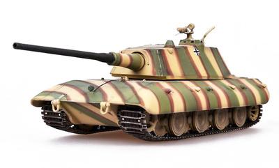 Panzerkampfwagen E-100 Ausf. B, Tanque Pesado, Alemania, 1946, 1:72, Modelcollect
