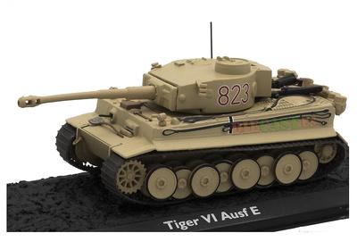 Panzerkampfwagen Tiger VI Ausf E, Germany, 1942-45, 1:72, Atlas Editions