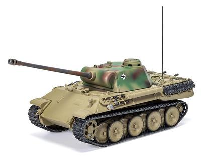 Panzerkampfwagen V Panther (Ausf D) Abril, 1945, Defensa del Reich, 1:50, Corgi