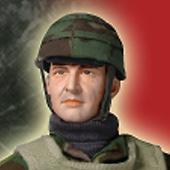 Paolo Arnesi, Paracaidista Italiano, Batallón Nembo, Anzio-Nettuno, 1944, 1:6, Dragon