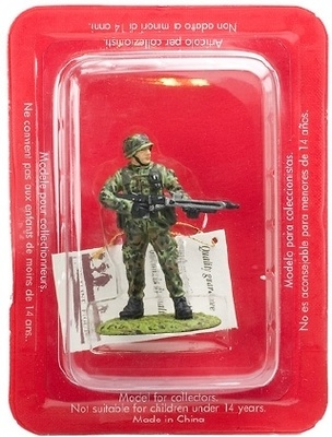 Paratrooper Germany, 2000, 1:32, Altaya
