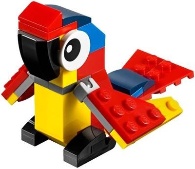 Parrot, Lego Creator