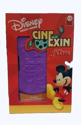 Película Disney Mickey, Cinexin