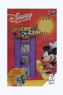 Película Disney Mickey, SuperCinexin
