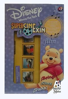 Película Disney Winnie The Pooh, SuperCinexin