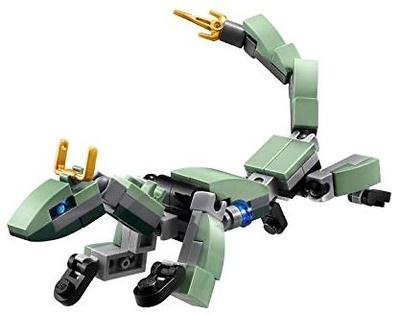 Perro Robot, Lego Ninjago