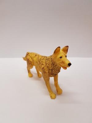 Perro articulado de Madelman Guarda Forestal