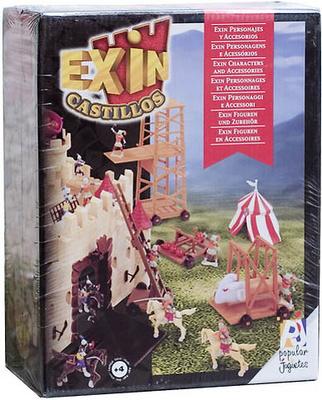 Personajes y accesorios, Exin Castillos