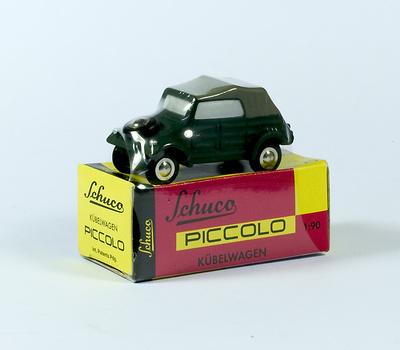Piccolo Kübelwagen, 1:90, Schuco