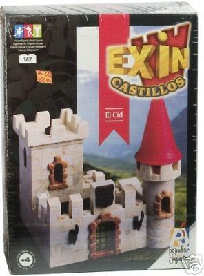 Piezas el Cid, Exin Castillos
