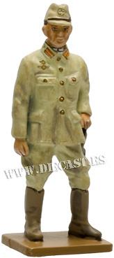 Piloto de la Fuerza Aérea del Ejército Japonés, China 1943, 1:30, Del Prado