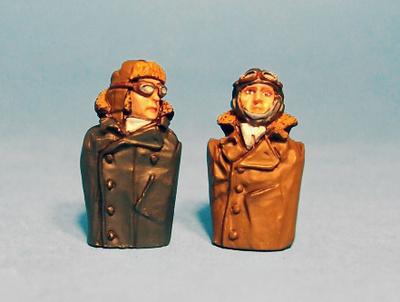 Pilotos Británicos, 1ª Guerra Mundial, 1:30, John Jenkins