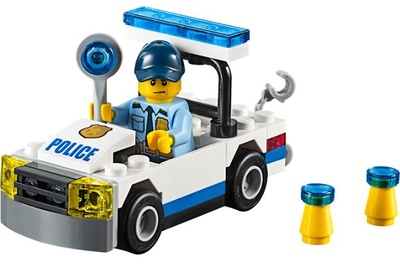 Police car, Lego City