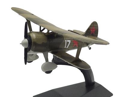 Polikarpov I-15, 1933-1942, 1:87, DeAgostini