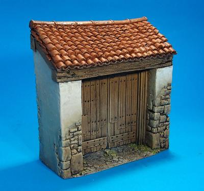 Portal de casa español, 1:30, John Jenkins