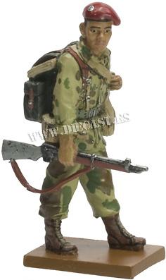 Private, 6th BPC: Tu Le, French Army, Indochina War 1945-54, 1:30, Del Prado