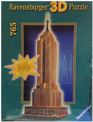 Puzzle 3D, Empire State Building, Ravensburger