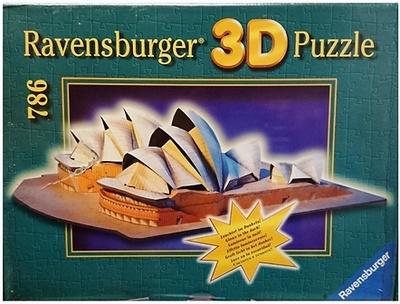 Puzzle 3D, Opera de Sidney, Ravensburger