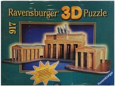 Puzzle 3D, Puerta de Brandenburgo, Ravensburger