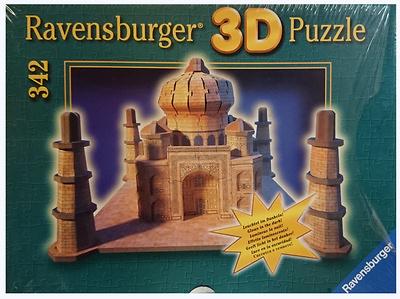 Puzzle 3D, Taj Mahal, Ravensburger