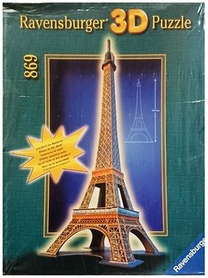 Puzzle 3D, Torre Eiffel, Ravensburger