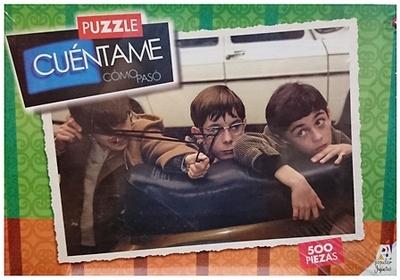 Puzzle Cuéntame cómo pasó, Popular Juguetes