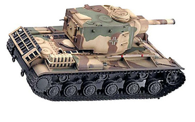 Pz.Kpfw 754 (r), Pz. Abt. 56, 1:72, Easy Models