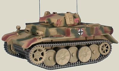 Pz.Kpfw II Ausf.L Luchs / Lynx Sd.Kfz.123, 9th Pz. Div., Normandia, 1944, 1:48, Gasoline