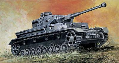 Pz.Kpfw. IV Ausf. F1/F2, 1:35, Italeri