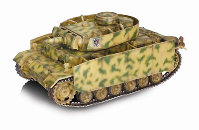 Pz.Kpfw.III Ausf.N w/Schurzen 2.Pz.Div., Kursk 1943, 1:72, Dragon Armor