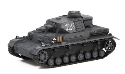 "Pz.Kpfw.IV Ausf.F1(F), 2./Pz.Abt. ""LAH"", Alemania, 1942, 1:72, Dragon Armor"