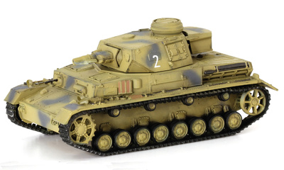 Pz.Kpfw.IV Ausf.F1(F), Div. Inf. Grossdeutschland, Frente del Este, 1942, 1:72, Dragon Armor