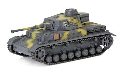 Pz.Kpfw.IV Ausf.F2(G), Frente del Este, 1943, 1:72, Dragon Armor