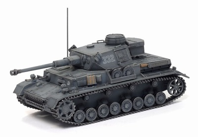 "Pz.Kpfw.IV Ausf.G 3./Pz.Rgt. ""Totenkopf"" Pz. Gren. Div. ""Totenkopf"", 1:72, Dragon Armor"