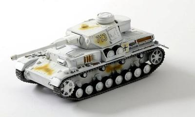 "Pz.Kpfw.IV Ausf.G 7.Pz.Rgt. ""Totenkopf"", Pz.GrenDiv. Kharkov, 1945, 1:72, Dragon Armor"