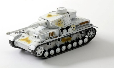 "Pz.Kpfw.IV Ausf.G 7.Pz.Rgt. ""Totenkopf"", Pz.GrenDiv. ""Totenkopf"" Kharkov, 1945, 1:72, Dragon Armor"