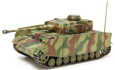 Pz.Kpfw.IV Ausf.H, Mid Production, Sep-Nov. 1943, 1:72, Dragon Armor