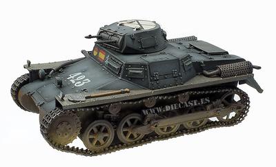 PzKpfw 1 A (Panzer I), España, 1936-39, 1:30, John Jenkins