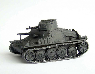 R-1 Romanian Tank, 1:72, Wespe Models