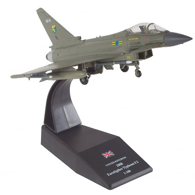RAF Eurofighter Typhoon F.2, 2008, 1:100, Humatt