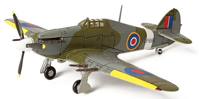 RAF Hawker Hurricane Mk.IIC, 1:72, Forces of Valor