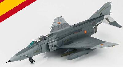 RF-4C Phantom II, Ejército del Aire, España, 1:72, Hobby Master