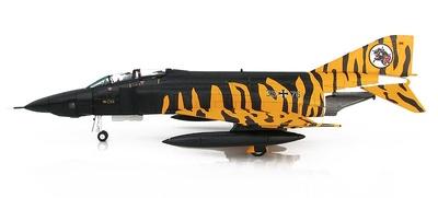 RF-4E Phantom II, Luftwaffe AG 52, NATO Tiger Meet, Kleine Brogel, Bélgica,1985, 1:72, Hobby Master