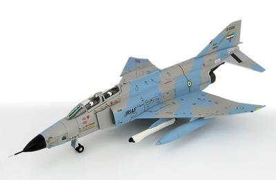 RF-4E Phantom II 20267, Fuerza Aérea de la República Islámica de Irán, Base Aérea de Mehrabad, 2009, 1:72, Hobby Master